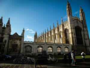 Kings College  300x225 - Miasto w 48 godzin:  Cambridge