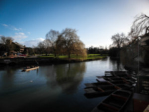 River Cam  300x225 - Miasto w 48 godzin:  Cambridge