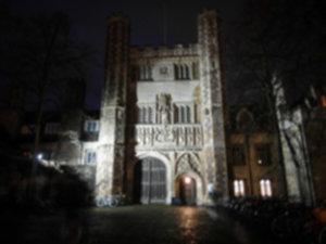 Trinity College 300x225 - Miasto w 48 godzin:  Cambridge