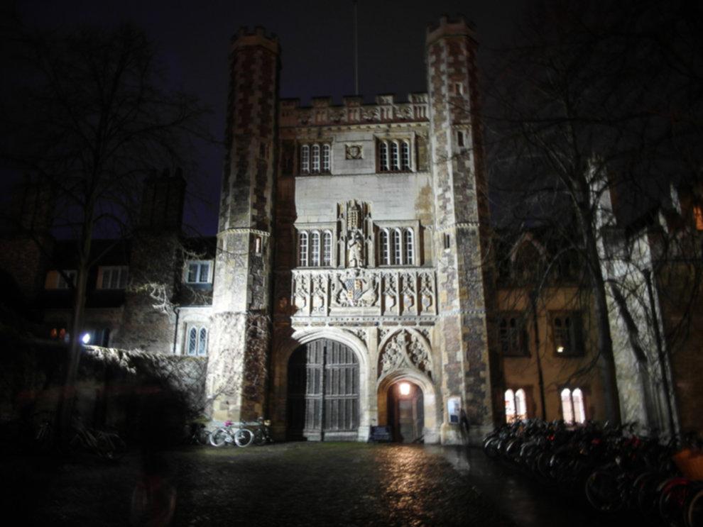 Trinity College - Miasto w 48 godzin:  Cambridge