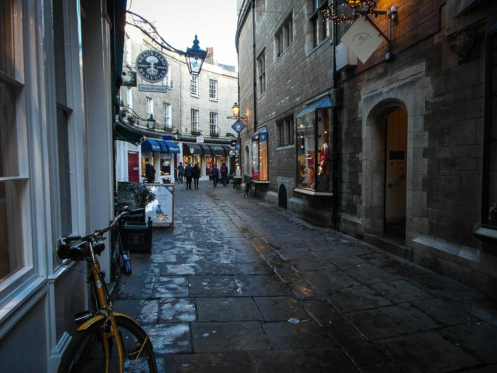punting - Miasto w 48 godzin:  Cambridge