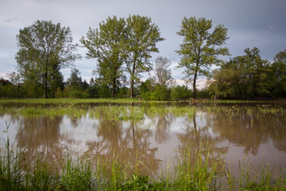 IMG 0009 - W Bochni wielka woda – zagrożenie powodziowe
