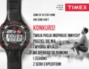 Timex Expedition Team grafika 300x233 - Rafał, pakuj się jedziesz na OffRoad do Rumunii