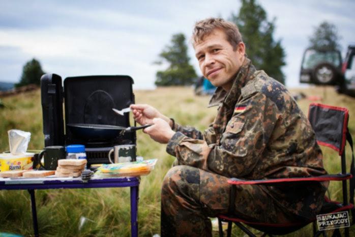 Off Road Rumunia - śniadanie mistrzów