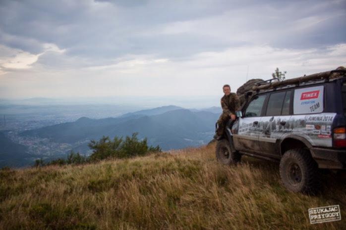 Off Road Rumunia - wspaniałe widoki