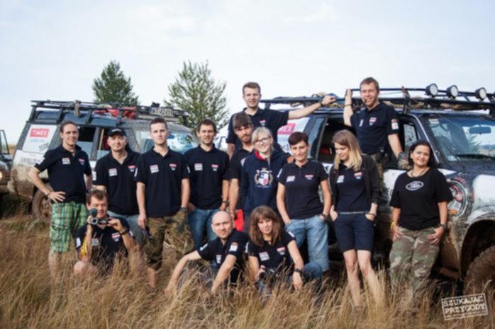 Off Road Rumunia - cała ekipa dokładniej ;)