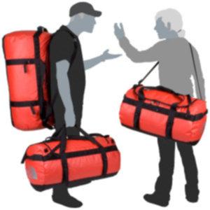 the north face base camp duffel xlarge tnf redblack reisetasche 5 300x300 - Niezniszczalna torba podróżna