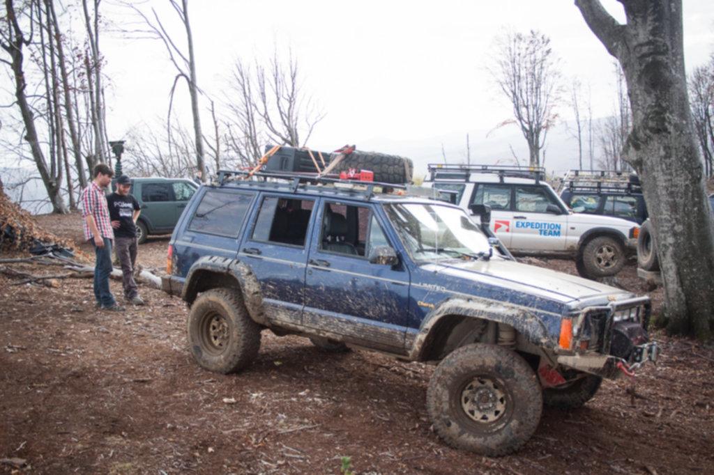 IMG 9609 1024x682 - Off-road w Rumunii - Listopad 2014