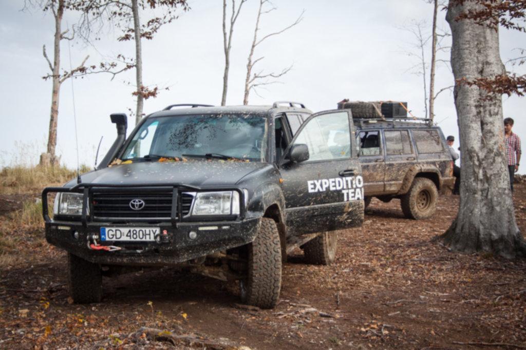 IMG 9612 1024x682 - Off-road w Rumunii - Listopad 2014