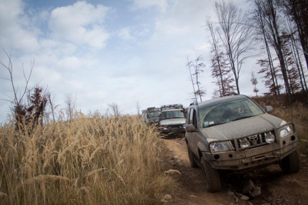IMG 9634 1024x682 - Off-road w Rumunii - Listopad 2014