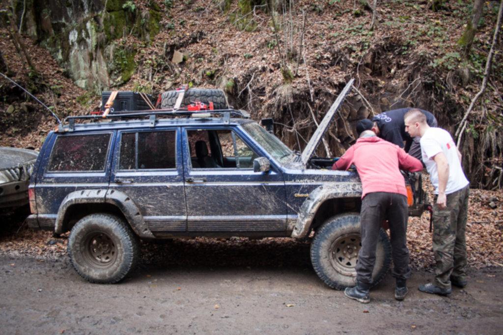 IMG 9669 1024x682 - Off-road w Rumunii - Listopad 2014