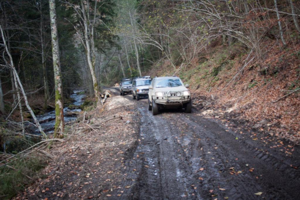 IMG 9688 1024x682 - Off-road w Rumunii - Listopad 2014