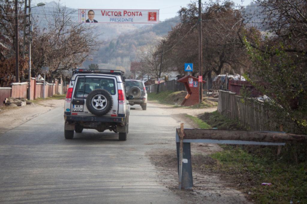 IMG 9716 1024x682 - Off-road w Rumunii - Listopad 2014