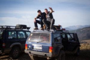 IMG 9762 300x200 - Off-road w Rumunii - Listopad 2014