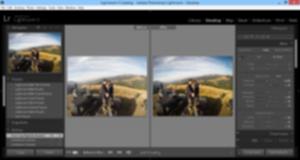 porownanie lightroom 300x160 - Jak poprawić zdjęcia z kamerki GoPro?