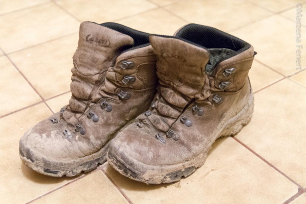IMG 0028 1024x682 - Jak woskować buty górskie – krok po kroku