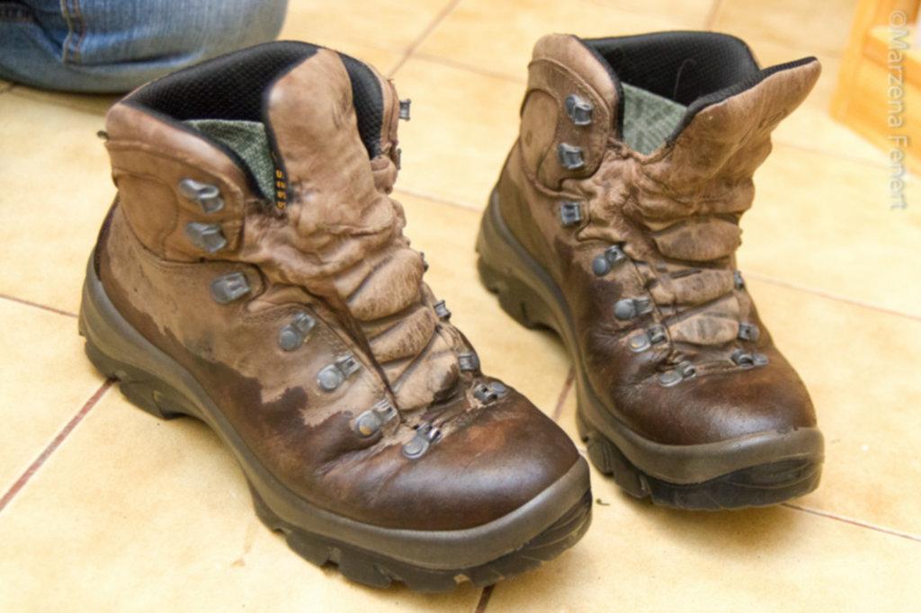 IMG 0032 1024x682 - Jak woskować buty górskie – krok po kroku