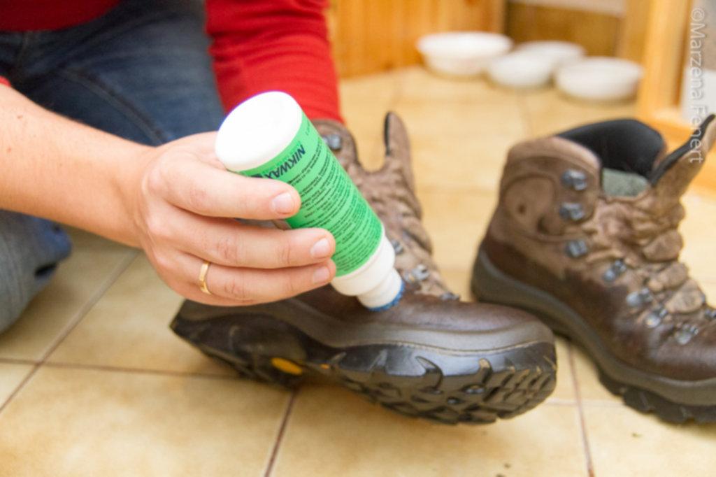 IMG 0033 1024x682 - Jak woskować buty górskie – krok po kroku