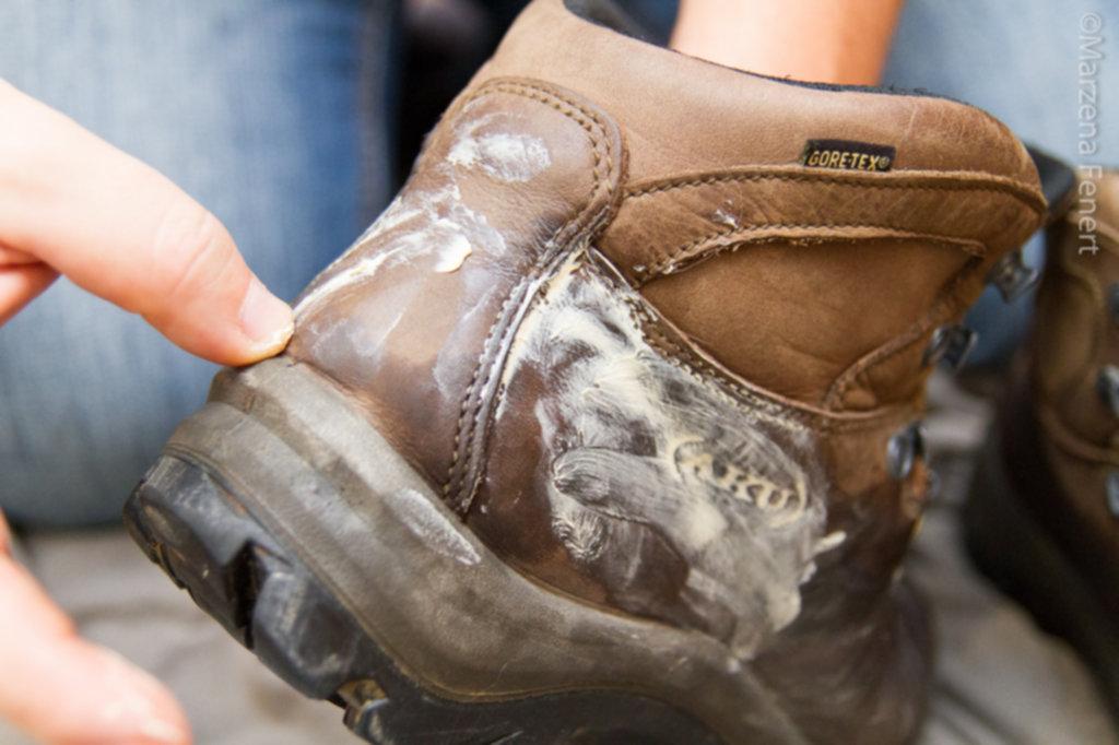 IMG 0073 1024x682 - Jak woskować buty górskie – krok po kroku