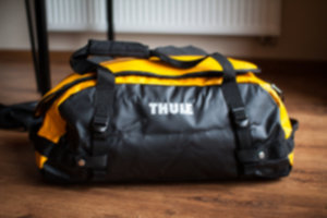 IMG 0223 300x200 - Thule Chasm – torba turystyczna