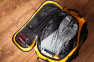 IMG 0242 300x200 - Thule Chasm – torba turystyczna