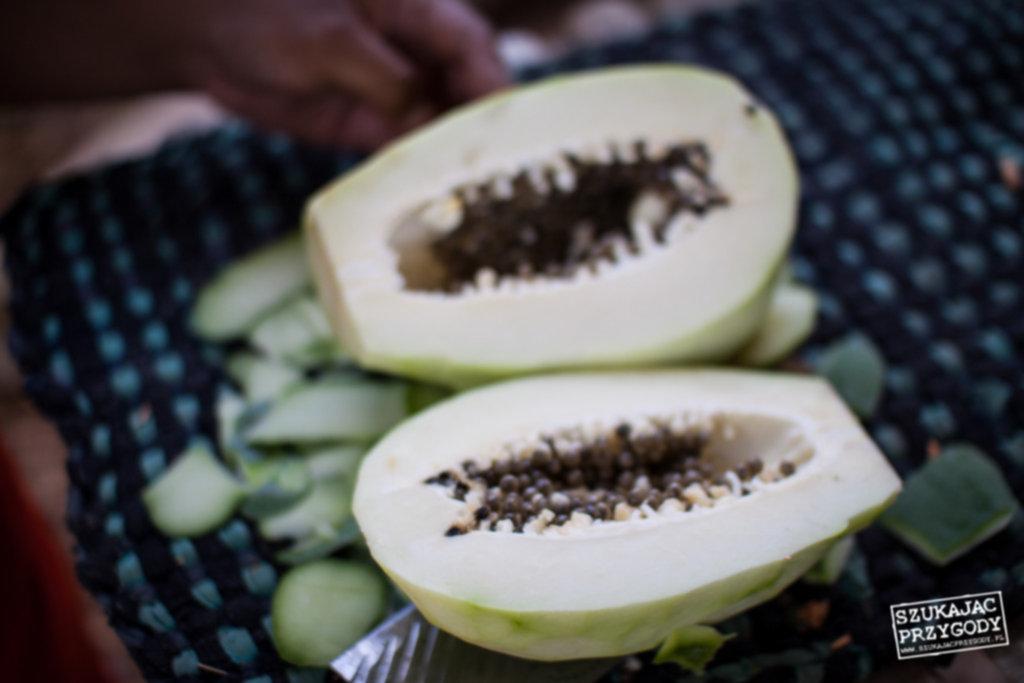 IMG 4441 1024x683 - Smażona zielona papaja