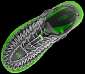 TopDown UNEEK Large 300x261 - Uneek – buty dla wymagających podróżników