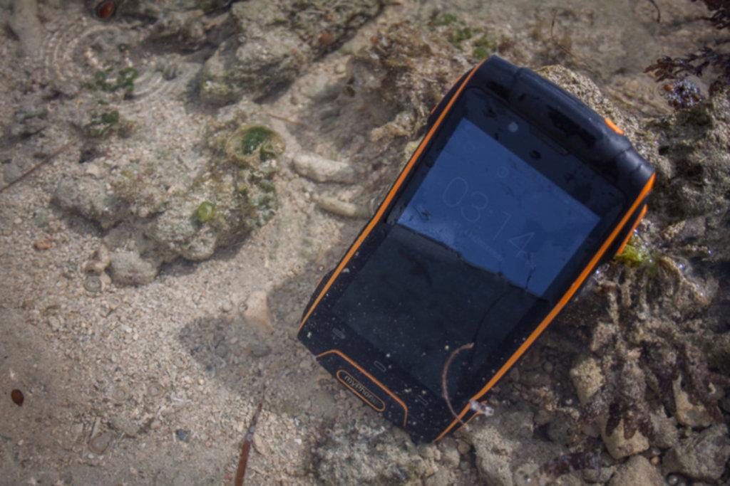 IMG 2975 1024x683 - myPhone Hammer AXE LTE – niezniszczalny telefon