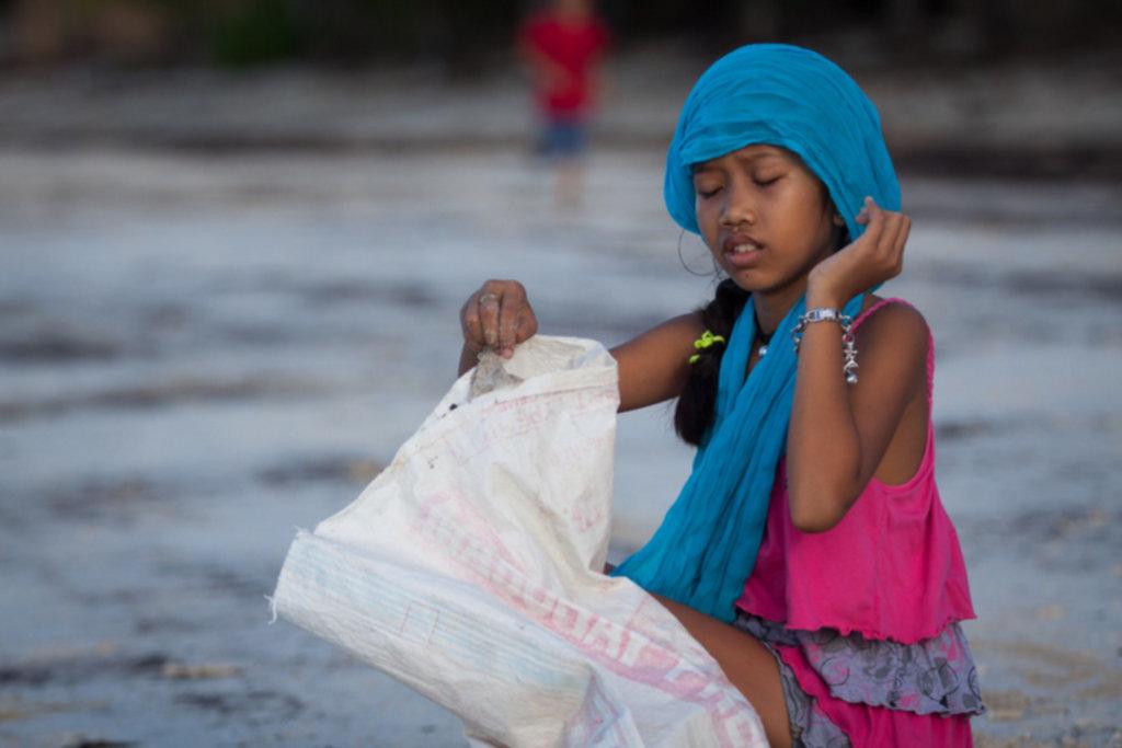 IMG 4680 1024x683 - Sprzątanie plaży na Siquijor