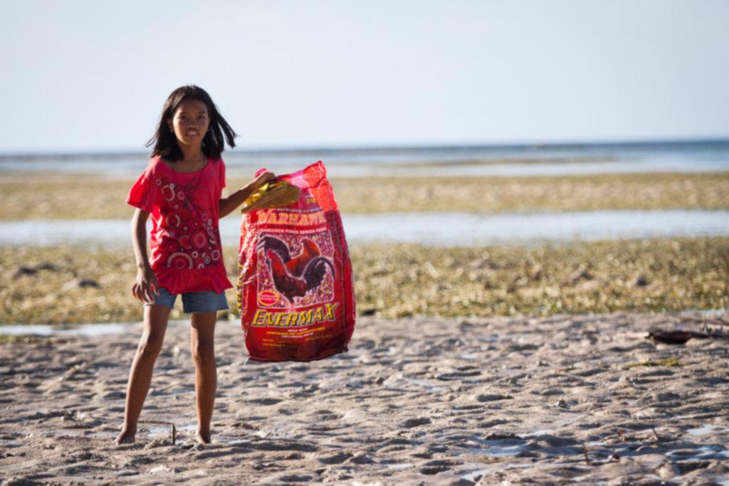 IMG 4713 1024x683 - Sprzątanie plaży na Siquijor