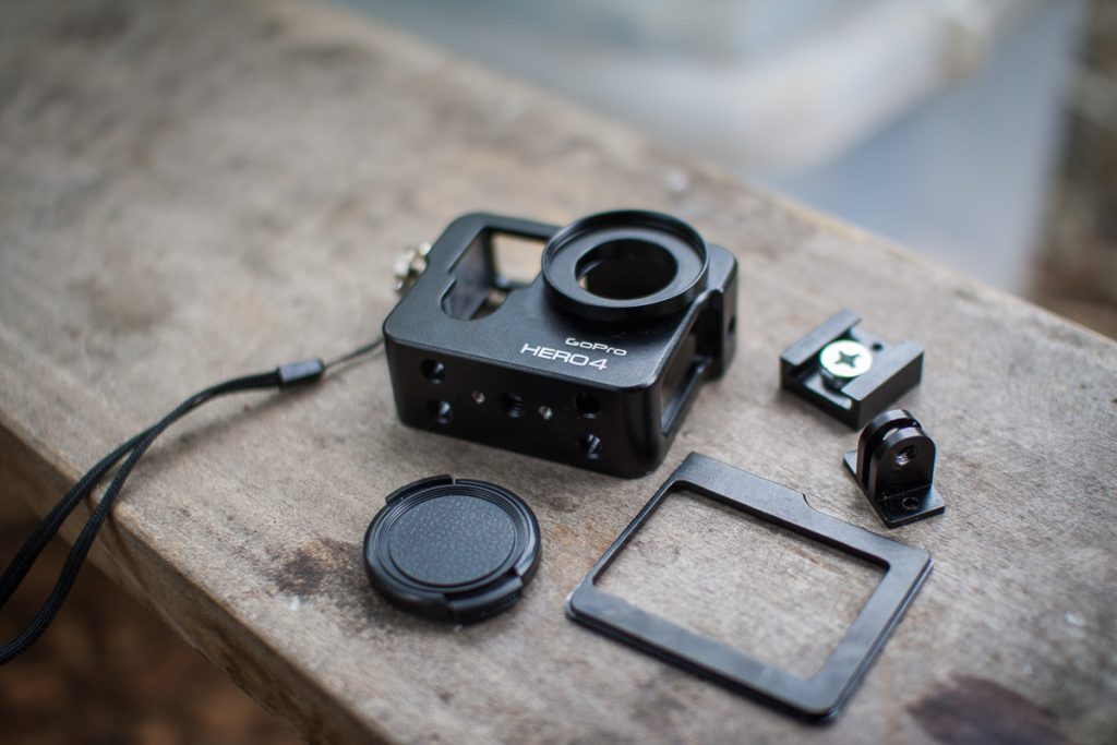 IMG 2932 1024x683 - Aluminiowa obudowa do GoPro