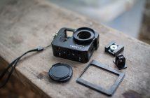 Aluminiowa obudowa GoPro