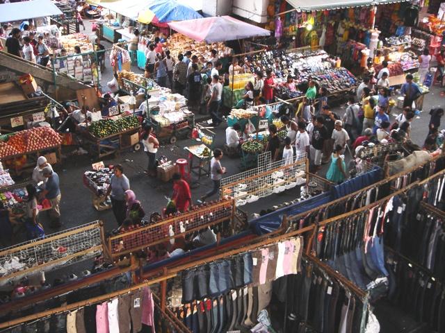 Baclaran Market Manila - City of Manila – co odwiedzić w stolicy Filipin