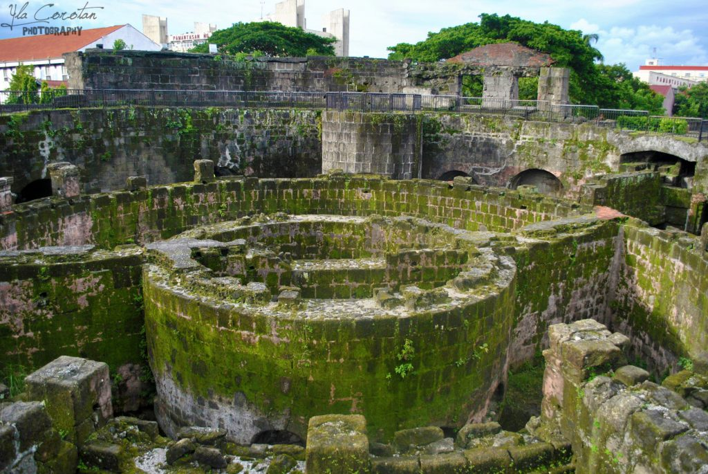 Baluarte de San Diego in Intramuros Manila 1024x685 - City of Manila – co odwiedzić w stolicy Filipin